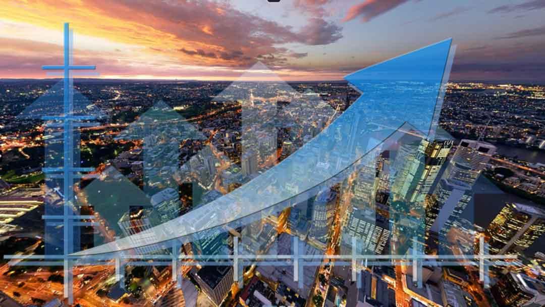 Brisbane Property Market Grows 7 percent