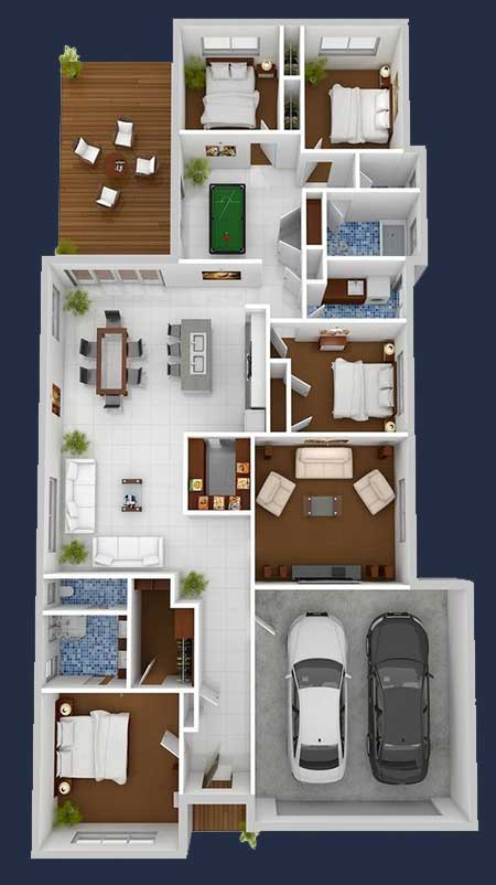 Investment Property Layout